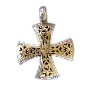 Gerochristo Cross Iron Cross